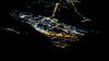 Saint-Maurice dans la nuit (multimaniack) Tags: lieu stmaurice suisse nuit night ville urbain valais wallis swiss schweiz canon 55250