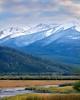 Vermilion Lakes (Georgi Marinov) Tags: banff jasper nationalparks canada alberta canadianrockies canoneosm3 vermilionlakes lake water sunsets