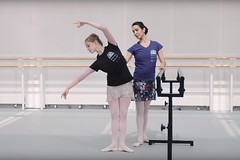 Watch: Get fit with The Royal Ballet's new exercise video series