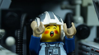 Lego Star Wars: Echo Squadron Pilot + Animation
