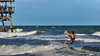 Kite Surfing (sebmartinez@rogers.com) Tags: kitesurfing cocoabeach florida watersport ocean sea pier nikon sportphotography nikond5500