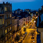 Evening mood in Brussels thumbnail