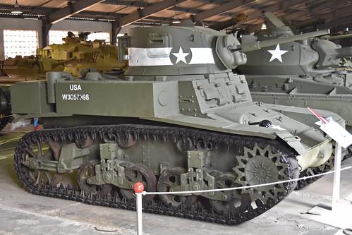 """M3A1 Stuart III 'W3057998' """"VICTORY"""""""