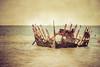 shagged (cheezepleaze) Tags: shipwreck shag shagged texture sea coast abondoned smelter