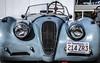 Jaguar Roadster (PAJ880) Tags: jaguar xk 1950s racecar auto lime rock park historics lakeville ct vintage