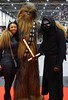 "MCM ComicCon 2017 48 (Terterian - A million+ views, thanks.) Tags: mcm comiccon convention october 2017 london england gb uk capital city excel centre cosplay characters costumes comic con docklands newham gathering fans anime manga ""dressing up"" ""fancy dress"" fantasy mystery horror fanzine popular culture crowds fun sharing star wars kylo ren chewie chewbacca wookie"