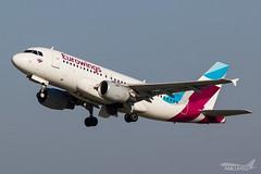 Eurowings - A319 - D-ASTX (1) (amluhfivegolf) Tags: eddl düsseldorfairport dus flughafendüsseldorf amluh5g amluhfivegolf avgeek aviation plane