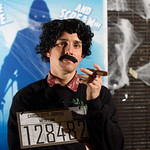 "#8 - Thomas Pospischil, ""Pablo Escobar"" - Everyday is Halloween, 15 Years of BZFOS"
