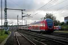 P1400445 (Lumixfan68) Tags: eisenbahn züge doppelstocksteuerwagen dbpbzfa 7664 deutsche bahn db regio bombardier wendezüge steuerwagen puma modus wagen