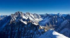 The Alps from the Aiguille du Midi (Chamonix, France) (JBGenève) Tags: europe france mountains alps montagne alpes sommet peak aiguilledumidi chamonix snow neige panorama landscape paysage
