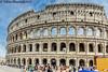 Colosseum, Rome, Italy (vdwarkadas) Tags: colosseum coliseum amphitheatre rome romanarchitecture romanamphitheatre cityscape italy sony sonya6000 sonyilce6000