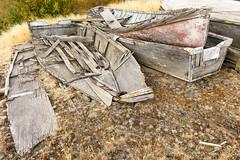 Dry Dock (garshna) Tags: boats disintegrating abandoned ruins ruined nikon