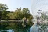 Grande Biosphere, Petite Biosphere (snedex) Tags: biosphere earth pond expo67 montreal