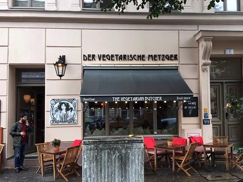 Vegetarischen Metzger Berlin