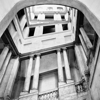 bernini staircase palazzo barberini