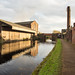 Warehouses on the Leeds and Liverpool Canal