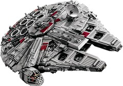 LEGO Millennium Falcon (mywowstuff) Tags: gifts gift ideas gadgets geeky products men women family home office