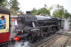 45212 (Gricerman) Tags: 45212 black5 black5class 460 goathland goathlandstation nymr northyorkshiremoorsrailway