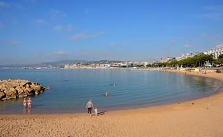 Cannes / Croisette plage