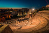 Ancient memories.... (Dafydd Penguin) Tags: cartagena spain southern coastal coast town city urban ancient memories roman amphitheatre history rome 2000 night shots after dark long exposure tripod museum mediterranean port spannish nikon d610 nikkor 20mm af f28d