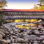 Covered bridge 2 near Conway, NH thumbnail