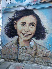Anne Frank - Berlin alley (ashabot) Tags: berlin germany berlingermany wwii war annefrank sadness sad beautifu beauty girl younggirl memorials memorial