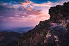 """What are men to rocks and mountains?""  ― Jane Austen, Pride and Prejudice (icarium82) Tags: marrakeschtensiftelhaouz marokko ma rocks morocco oukaimeden atlas sunrise northafrica travel panoramic view sonydscrx1rm2 carlzeissplanar35mmf20 nature purple violet dramatic autofocus"