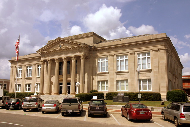 Covington County Courthouse - Andalusia, AL