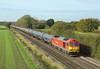 60044, Barrow on Trent,  30 Oct 2017 (Mr Joseph Bloggs) Tags: 60044 60 barrow trent upon railway freight cargo merci railroad bahn kingsbury humber oil refinery tanks 6e54
