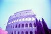 Roma in Purple (dobranch) Tags: 35mm rome italy uws lomochromepurplexr
