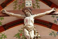 Kreuz in Kirche Wertheim