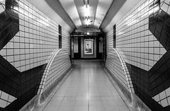 London underground (myfrozenlife) Tags: england london uk train trip underground canon travel 7d vacation