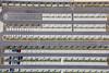 Red Car - 123 (Aerial Photography) Tags: by opf r 08092016 5sr19962 71381262 baumreihe bäume fotoklausleidorfwwwleidorfde landschaft landschaftsverbrauch laubbaum linien luftaufnahme luftbild parken parkplatz regensburg reihen verkehr aerial deciduoustree foliagetree landscape leaftree lineoftrees lines nature outdoor redcar rotesauto rowoftrees rows traffic trees bayernbavaria deutschlandgermany deu