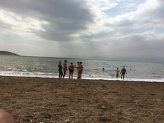 Tourists - Dead Sea