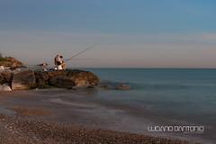 Alba@Costa dei trabocchi (luciano d'antonio) Tags: costa dei trabocchi rocca san giovanni lido foce mare abruzzo