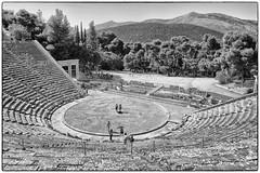 Ancient Theatre of Epidaurus, Sept 2017 (marco/restano) Tags: ancienttheatreofepidaurus epidaurus greektheater theater