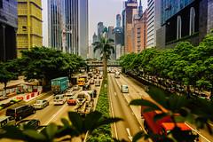 The Traffic Lanes - Hongkong 62/188 (*Capture the Moment*) Tags: 2017 architektur hongkong menschen mobility mobilität people sonya7m2 sonya7mii sonya7mark2 sonya7ii sonyfe2470mmf4zaoss sonyilce7m2 traffic verkehr