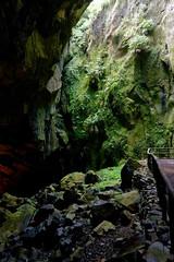 Furna Do Enxofre (S Walker) Tags: azores graciosa atlantic archipelago volcanic scenery volcano crater caldeira furna do enxofre