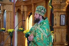 45. Божественная литургия 30.09.2017