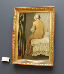 Paris (mademoisellelapiquante) Tags: louvre paris france arthistory art museedulouvre painting ingres 19thcentury 1800s