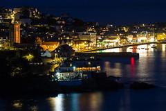 Cornwall - St Ives Night Scene 2016 - 04 (Blundez) Tags: cornwallsep2016 nightshots stives carbisbay england unitedkingdom