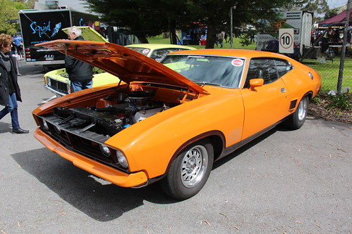 1974 Ford XB Falcon GT Hardtop
