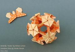 Muna by Xander Perrott (irina_chisa) Tags: origami kusudama