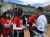2017_T4T_BYU Baseball Game 4 (tapsadmin) Tags: taps tragedyassistanceprogramsforsurvivors teams4taps provo utah baseball byu brighamyounguniversity college 2017 military outdoor horizontal event candid field group player