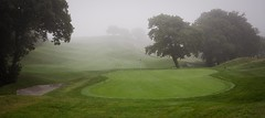 The mist rolls in on the first hole of the Nicklaus course (Neville Wootton Photography) Tags: clubchampionships nicklaus1st nicklauscourse stmelliongolfclub saintmellion england unitedkingdom