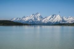 Jackson Lake (atsubor) Tags: usa wyoming grandteton nationalpark park lake mountains