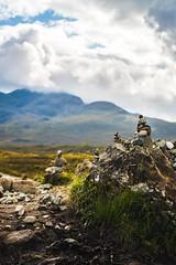 Let's Go Exploring (Octal Photo) Tags: 500px stone mountain valley cliff rocky hillside precipice crag mountainside travel scotland skye sligachan sgurr nan gillean bruach na frithe landscapes lets go exploring