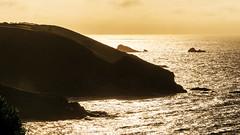 CFR0107 Cabo de San Agustín al atardecer (Carlos F1) Tags: nikon d300 cabo san agustin cabosanagustin mar sea acantilado cliff mountain montaña hill montículo coaña principadodeasturias spain landscape sunset beach coastline ocean sand shore wave seascape dawn surf paisaje atardecer headland coastalfeature
