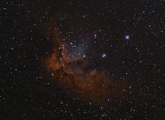 NGC7380 - The Wizard Nebula (CSky65) Tags:
