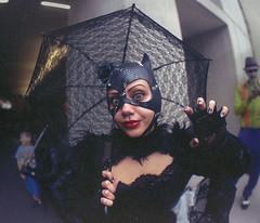 P67_101717_12 (Mark Dalzell) Tags: pentax p67 6x7 120 220 slr camera kodak portra 400vc 400 vc film 2017 new york comiccon nycomiccon javits convention center catgirl fisheye